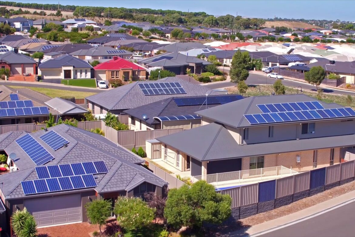 residential solar panel installations geelong company